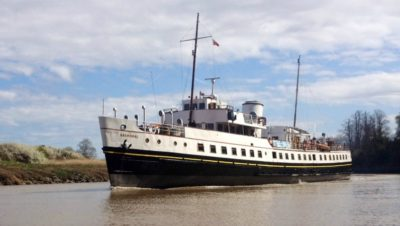 Balmoral sets sail for summer