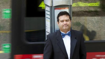 Double Deckers: Paul Sinha / Pete Johansson