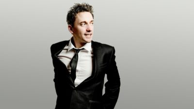 SOLD OUT Double Deckers: John Robins/Ivo Graham