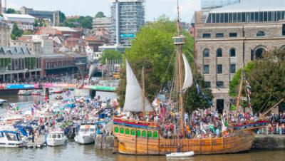 Bristol Harbour Festival 2017 highlights: Maritime