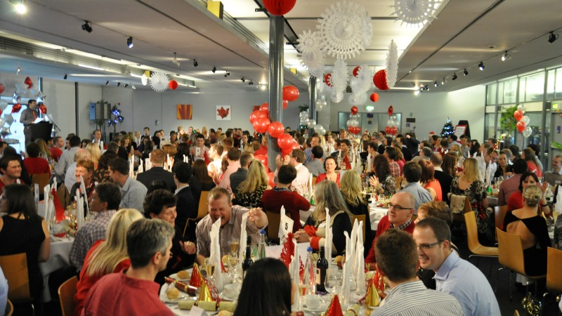 christmas party ideas bristol