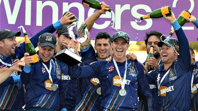 Gloucestershire win One-Day Cup
