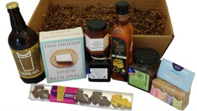 Win a local foodie hamper worth ?39