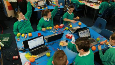 Hands-on music tech lessons for Bristol kids