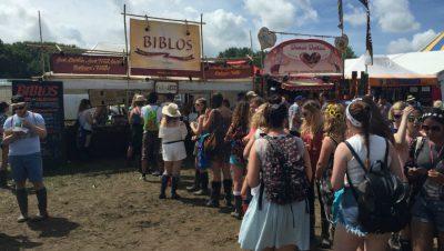 My Festival Season: Will Clarke, Biblos