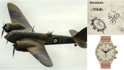Watch with designs on Bristol's aviation past