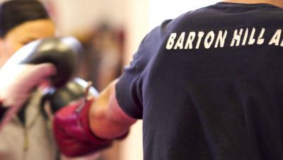 Bristol boxing club celebrated in new video