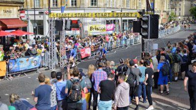 Bristol Grand Prix brings thrills and spills