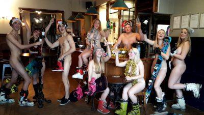 Bristol Uni students release naked calendar