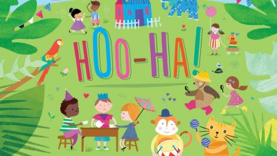 Win a golden family ticket to Hoo-Ha!