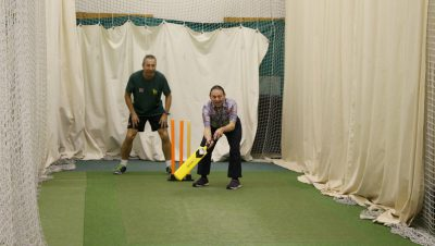 Tackling loneliness through sport