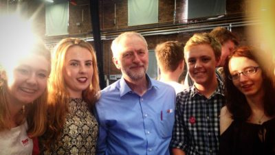 '10 good things Corbyn has done in a year'