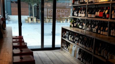 Corks open third Bristol store – and first bar
