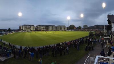 International cricket returns to Bristol