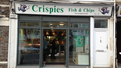 Five of the best: Fish and chip shops