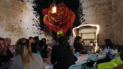 Durty Gurties – pop-up restaurant review