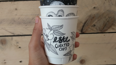 Spread the love, make a cup