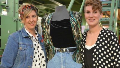 Green Capital: Fashion salvage
