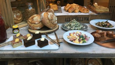 Flour & Ash opens bakery & cafe in Westbury-on-Trym