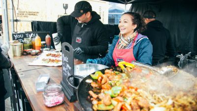 Bristol hosts British Street Food Awards