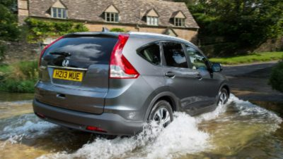 Review: The fun and powerful Honda CR-V