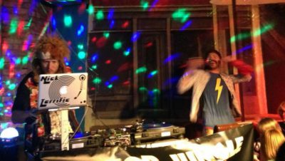Real raving for kids and their grown-ups