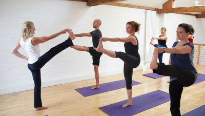 Yoga Space at KudaCan