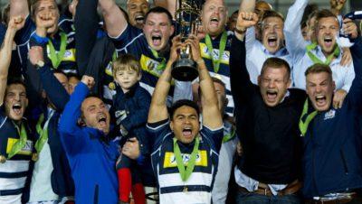 Bristol Rugby return to Premiership