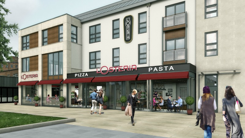 l osteria to open first uk restaurant in bristol