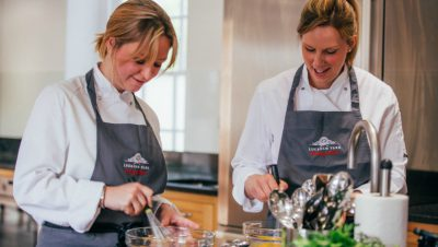 Win a half day cookery course