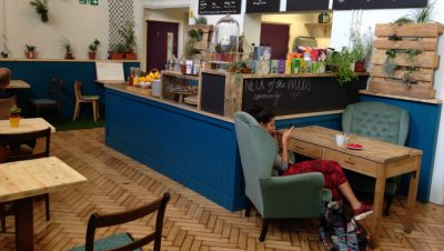 Neck of the Woods – cafe review