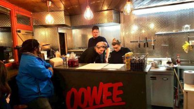 Oowee Diner – takeaway review