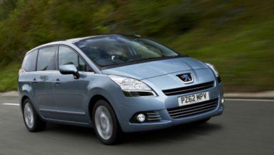 Review: The multi-purpose Peugeot 5008