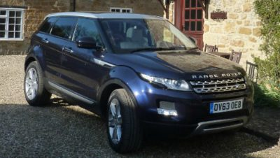 Review: Range Rover Evoque