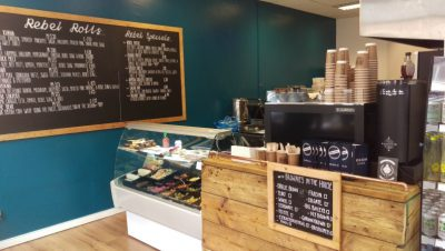 Rebel Roll – takeaway review