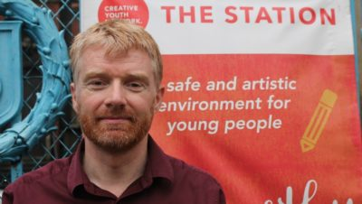 'Developing programmes with young people as co-producers is crucial'