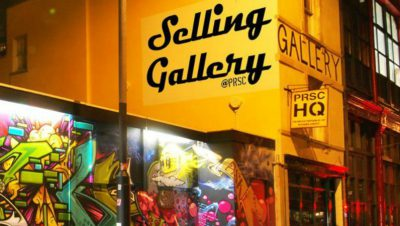 Selling Gallery