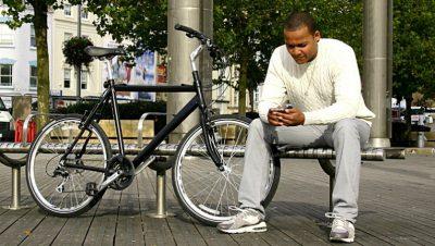 Bristol-made bicycles at Jake's Bikes
