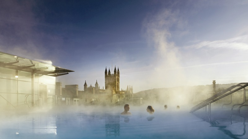 15 things you didn\'t know - Thermae Bath Spa