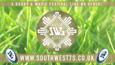 Music meets rugby at SW7s festival