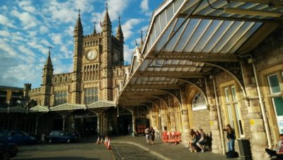 An ode to Bristol Temple Meads