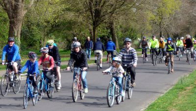 Cycle Sunday returns to the Downs