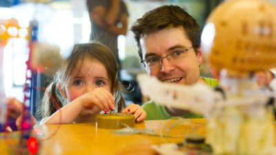 Tinkering Space opens in At-Bristol