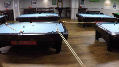 Trickshot video filmed in Bristol pool bar goes viral