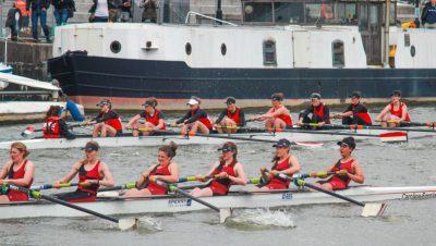 Rowing, rugby and rah-rah skirts