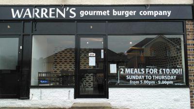 Warren's Gourmet Burger Company