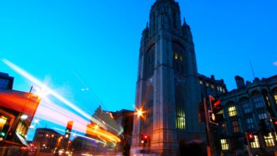 Call for Wills Memorial Building to be renamed