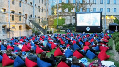 Win two beanbag tickets to Cult Screens