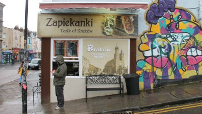 Zapiekanki – street food review