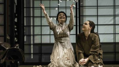 Welsh National Opera: Love's Poisoned Chalice